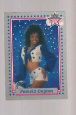 1992 Enor Dallas Cowboys Cheerleaders #19 Pamela Guyton card