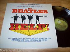 """1971 The Beatles HELP! Original Motion Picutre Soundtrack NEAR MINT 12"""" LP NM+"""