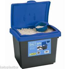 30 LITRI Grit il salgemma Cestino Pattumiera DE-ICE 30L Storage container Made in UK