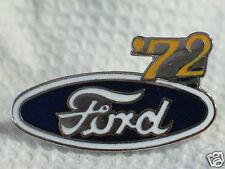 1972 Ford Pin , (**)