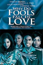 WHY DO FOOLS FALL IN LOVE rare 50s era Musical dvd Frankie Lymon HALLE BERRY