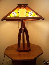 Greene & Greene Style Table Lamp/Arts & Crafts/Mission