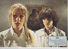 FRAUEN OHNE UNSCHULD AUSHANGFOTO LOBBY CARD SEX BUSEN JESS FRANCO Lina Romay #b