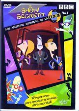 BBC El Show Secreto Vol. 1 (DVD) Los Archivos Secretos de la UZZ