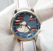 MICKEY MOUSE, Disney, Red,White,Blue, American Flag, Cool Unisex/Boy's WATCH,128