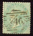 GRAN BRETAÑA YT 1855-57 Nº20 USADO