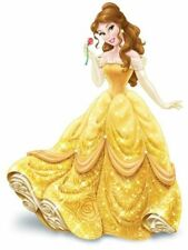 Princess Belle Iron On Transfer Light or Dark Fabrics 5 x 7 Size