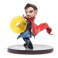 QMX Marvel Comics Q-Fig Doctor Dr Strange Figure Loot Crate Exclusive NEW SEALED