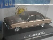 """FORD FALCON GHIA 1982, 80/90 "" METALLIC BRONZE MATT BROWN ROOF. MAG MQ 05"