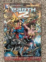 Earth 2 Volume 1 Vol 1 THE GATHERING New 52 TPB DC Comics WONDER WOMAN BATMAN