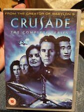 Babylon 5 - The Crusade (DVD, 2005)