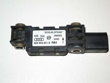 Airbagsensor vorne für Längsbeschleunigung Audi A3 A4 A8 8E0959651B
