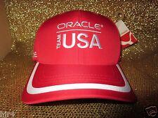 America's Cup 2017 Team Oracle Sailing Puma Hat Cap NEW mens