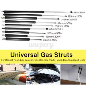 Universal Car Gas Strut Spring Damper 399mm-885mm 100N-1500N For Multi Purpose