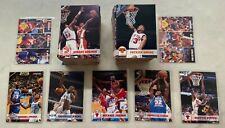 NBA Hoops 1993-94 Complete Series 1 Set! Michael Jordan, Shaq, Pippen!