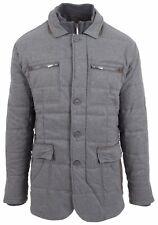 VAN SANTEN & VAN SANTEN Winter Jacke Parka Mantel Jacket Coat Größe L Grau Grey