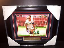 CARLI LLOYD 2015 WOMEN'S WORLD CUP TEAM USA CHAMPION FRAMED 8X10 PHOTO