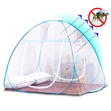 Yoosion Anti Mosquito Nets Pop Up Mosquito Net Bed Tent with Bottom 200(L)*180(