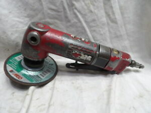 Chicago Pneumatic Air Angle Grinder