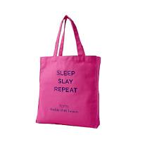 Tarte Cosmetics Makeup Sleep Slay Repeat Tote Bag NEW IN PACKAGING