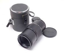 Rare TOMIOKA YASHINON 60mm f2.8 MACRO CLOSE UP M42 Screw Mount Camera LENS