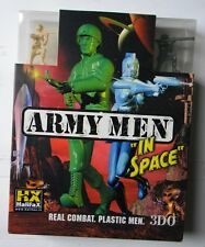 ARMY MEN PC IN SPACE REAL COMBAT PLASTIC MEN 3DO PC NUOVO