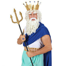Neptun Dreizack Poseidon Zepter schwarz Antike Waffe Teufelsdreizack Trident