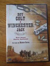 DVD * ROY COLT & WINCHESTER JACK * MARIO BAVA WESTERN HASLEY SOUTHWOOD