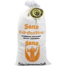 SANO GOLD Senfkörner 500 g PZN 3399505