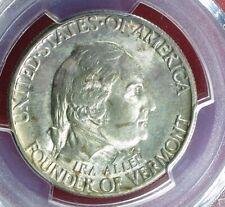 1927 U.S. VERMONT Commem Half $ - MS-66 (PCGS) stk#8886