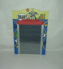 TOY STORY DOODLE PAD REPLICA
