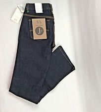 A/X Armani Exchange Womens Jeans J57 Ultra Low Rise Size 0 Short $98.00 New