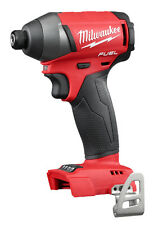 Milwaukee 2753-20 M18 FUEL 18-Volt Brushless 1/4 in. Hex Impact Driver Tool-Only