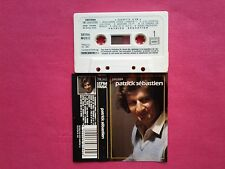 K 7 Cassette / Patrick Sébastien – Bonhomme Après L'amour?