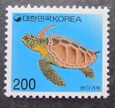 Schildkröte Korea