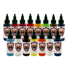 Paasche Extreme Air Water Based Acrylic Airbrush Paint - (15) 2 ounce Bottles