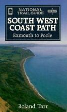 South West Coast Path, Exmouth to Poole: National Trail Guide (The National