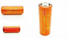1x Batería PILA RECARGABLE Bateria IMR 26650 3400 mAh Li-ion 3.7V 10C 34A 4143