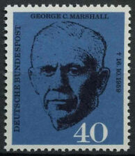 West Germany 1960 SG#1258 George C. Marshall MNH #D4587