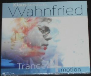 KLAUS SCHULZE WAHNFRIED trance 4 motion GERMANY CD new ASH RA TEMPEL digipak