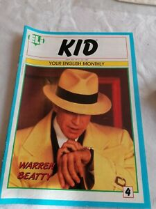 ELI KID, #4, YOUR ENGLISH MONTHLY, WARREN BEATTY ON COVER.