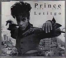 Prince-Let It Go cd maxi single