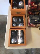 Harley Davidson Christmas Ornament Lot Of 23
