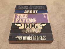 D*face - A Man And His Dog - Limited Edition Box Set - with print - US VERSION