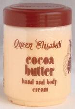 Queen Elisabeth Cocoa Butter Kakaobutter Hand & Body Cream / Creme 500ml