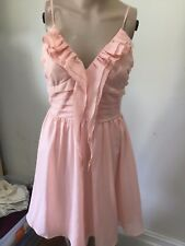 SZ 10 REVIEW COCKTAIL DRESS NWT $249  *BUY FIVE OR MORE ITEMS GET FREE POST