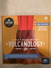Marbles the Brain Store Earth & Quake Present the Volcanology Kit NEW IN BOX