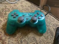 Playstation Green Controller