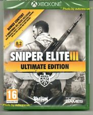 Sniper Elite III (3) Ultimate Edition   'New & Sealed' *XBOX ONE (1)*