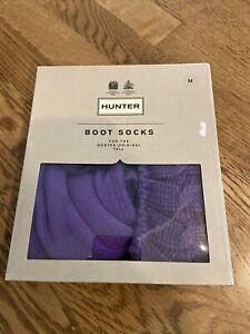 hunter tall boot socks medium